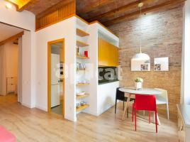 Flat in monthly rentals, 61 m², close to bus and metro, Gran Via - Comte Urgell