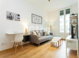 Flat in monthly rentals, 70 m², close to bus and metro, Comte D´urgell - Gran Via