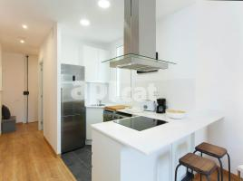 Flat in monthly rentals, 65 m², near bus and train, Comte D´urgell - Gra Via