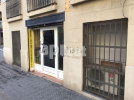 Business premises, 50.00 m², near bus and train, de Vila i Vilà