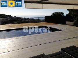 Houses (villa / tower), 360.00 m², almost new, Roca Grossa-Serra Brava